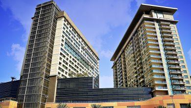 صورة فندق سويس أوتيل الغرير واحة فندقية عامودية