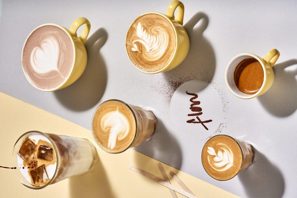 احتفالية مطعم فلو باليوم العالمي للقهوة