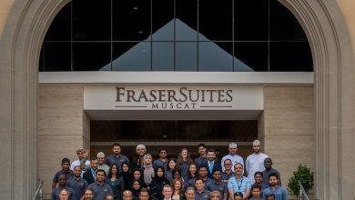 افتتاح أول فرع فريزر سويتس في مسقط