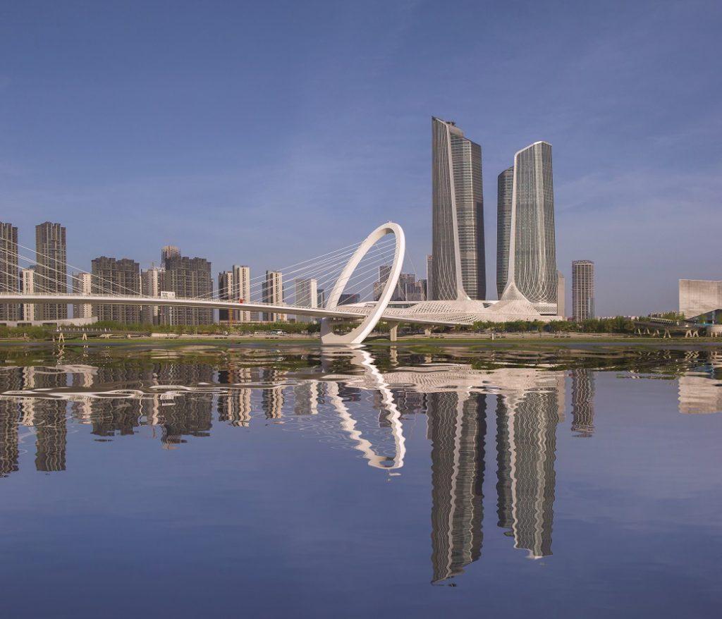 افتتاح فندق جميرا نانجينغ في الصين