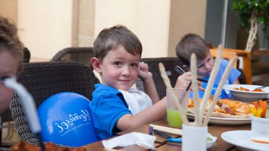 Photo of وجبات مجانية للأطفال خلال شهر سبتمبر من كارلوتشيوز