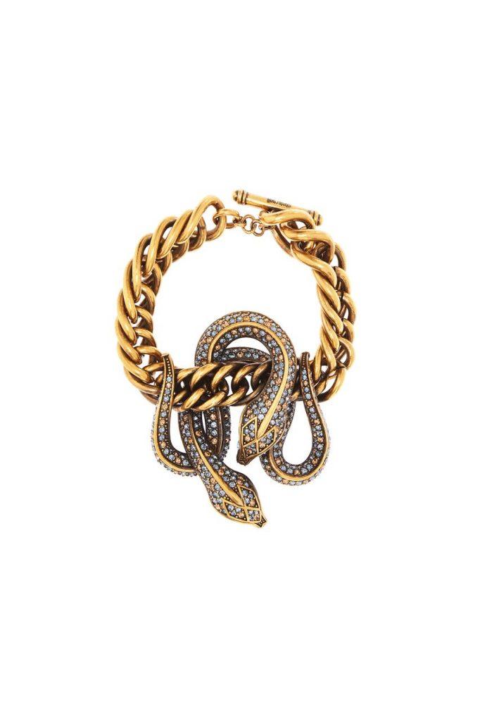 28dc72ac3253d مجموعة المجوهرات لموسم خريف وشتاء 2018 من Roberto Cavalli