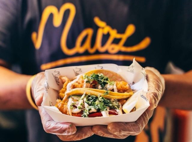 مايز تاكوس Maiz Tacos