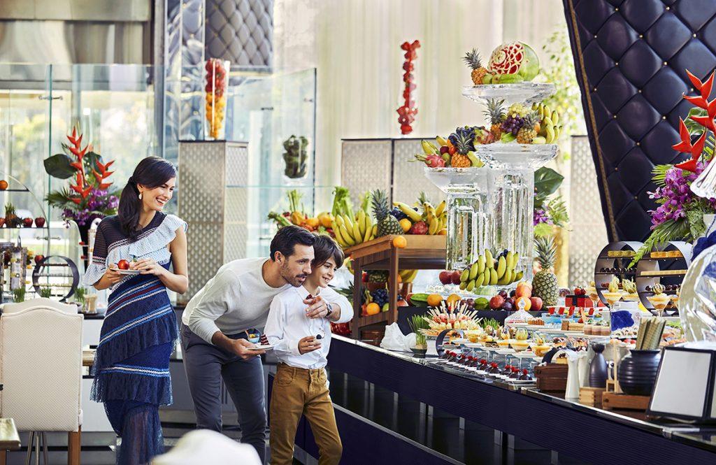 برانش يوم الجمعة العائلي من فندق الميدان