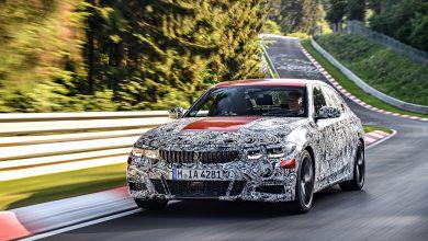 Photo of اختبار التحمّل لسيارة BMW الفئة الثالثة الجديدة سيدان