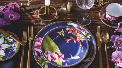Photo of مجموعة Hummingbird لأدوات المائدة من ودجوود