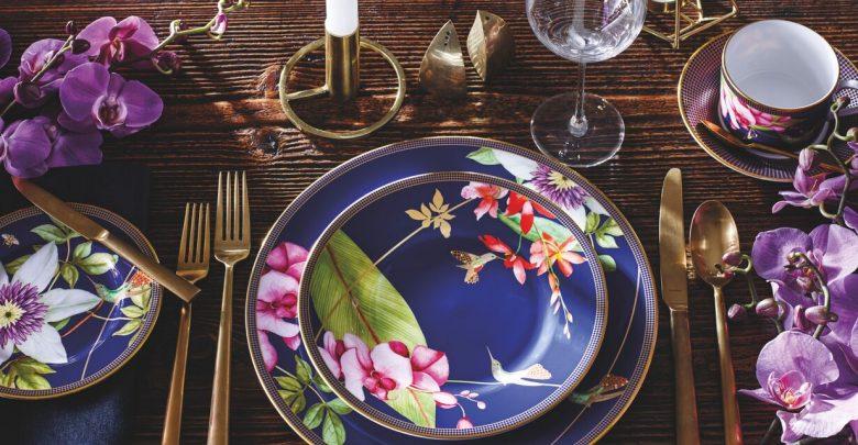 مجموعة Hummingbird لأدوات المائدة من ودجوود
