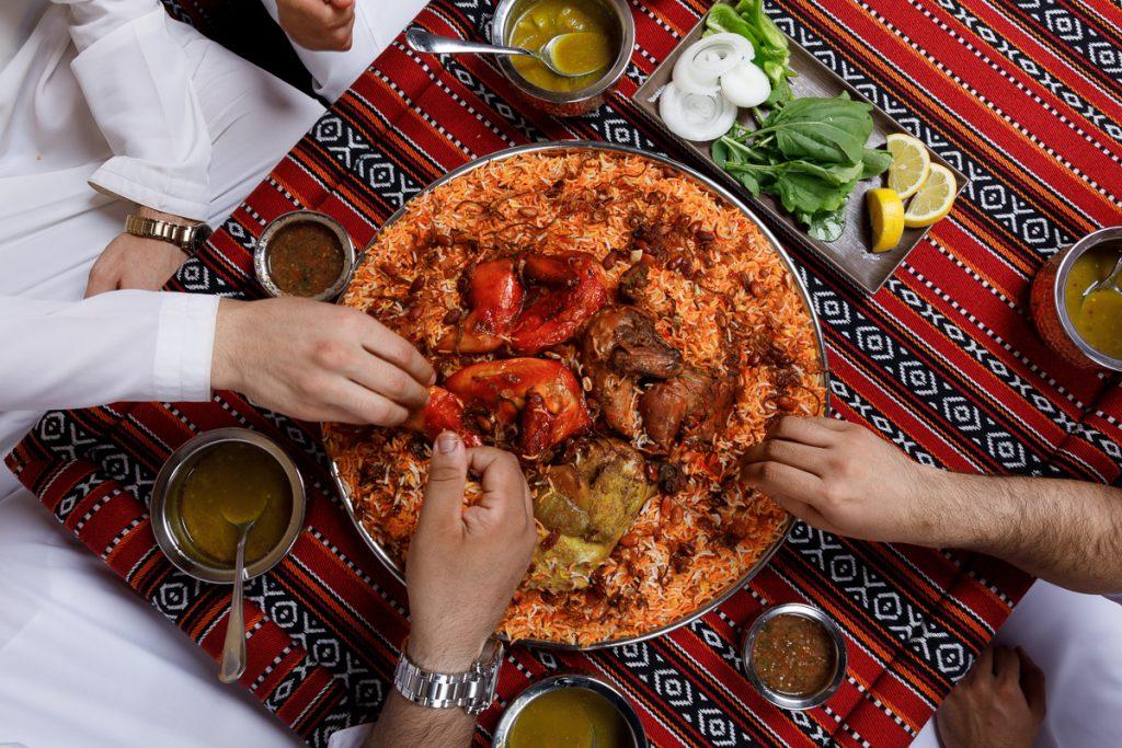 مطعم قصر التراث للمأكولات اليمنية