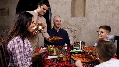 Photo of المأكولات اليمنية من مطعم قصر التراث