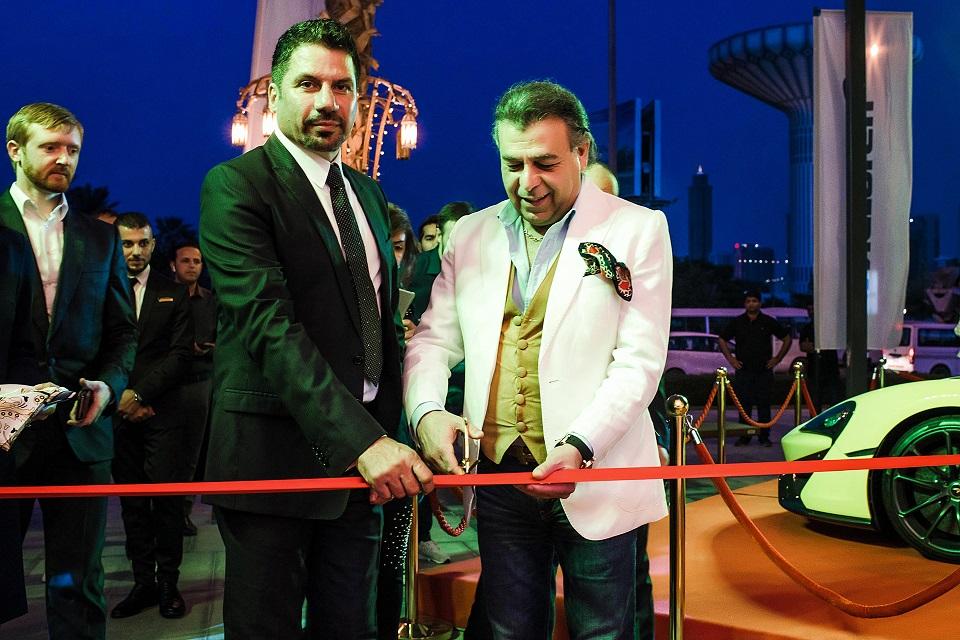 افتتاح بوتيك ألكسندر جي في دبي سيتي ووك