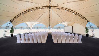 Photo of خيمة الاجتماعات من منتجع شاطئ وغولف الحمرا