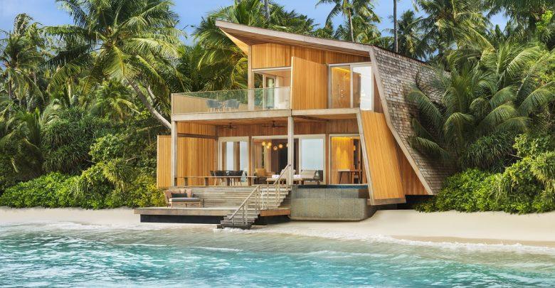 منتجع سانت ريجيس المالديف جزيرة فوميولي