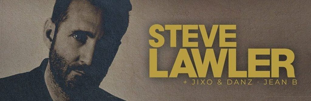 الدي جي العالمي ستيف لاولر steve lawler