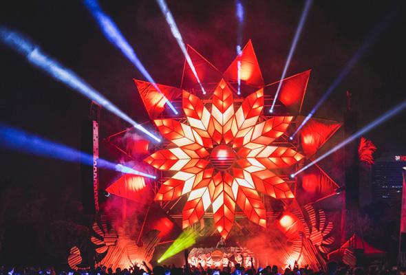 مهرجان الغروب السنوي Sunset Festival