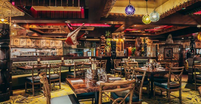 مطعم ترايدر فيكس في هيلتون دبي جميرا