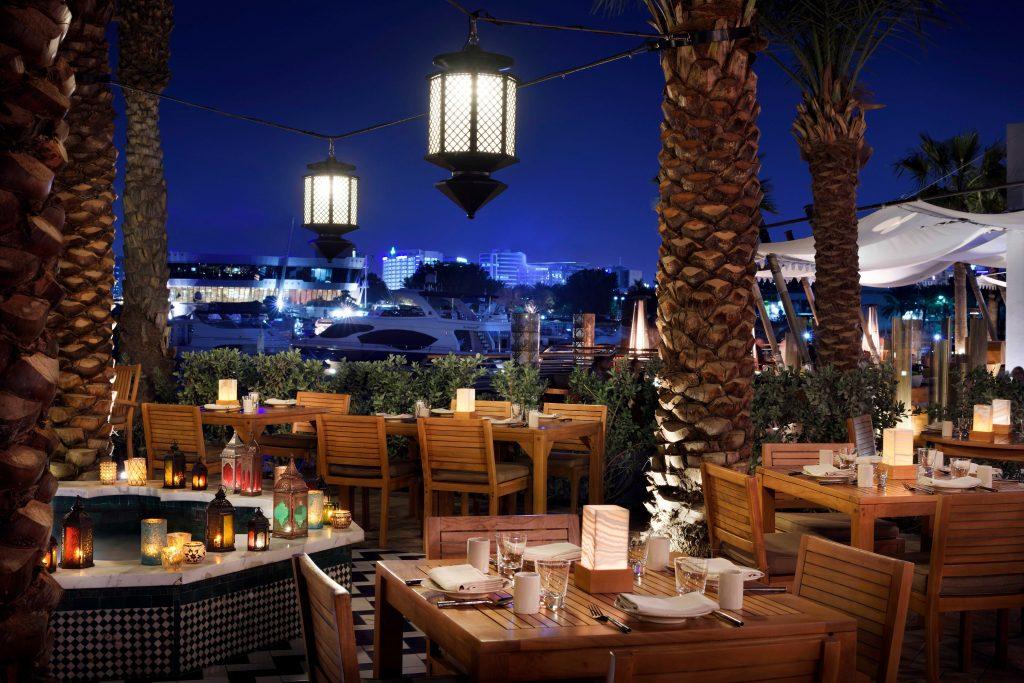 مطعم ذي تاي كيتشن في فندق بارك حياة دبي