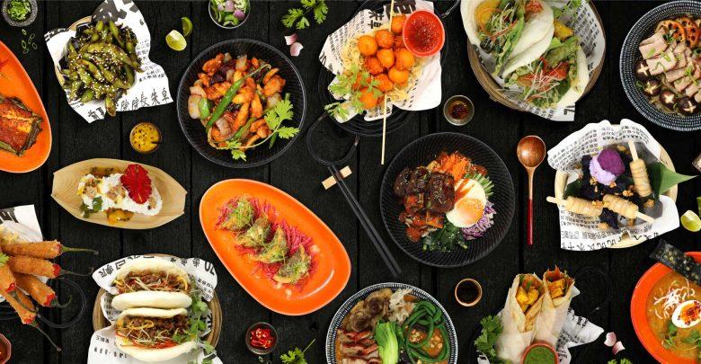 قائمة المأكولات الآسيوية الجديدة من مطعم نودل هاوس
