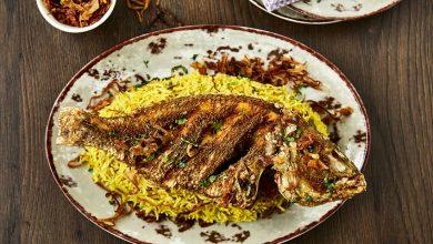 صورة قائمة الأطباق الإماراتية الجديدة من مطعم الماشوّه