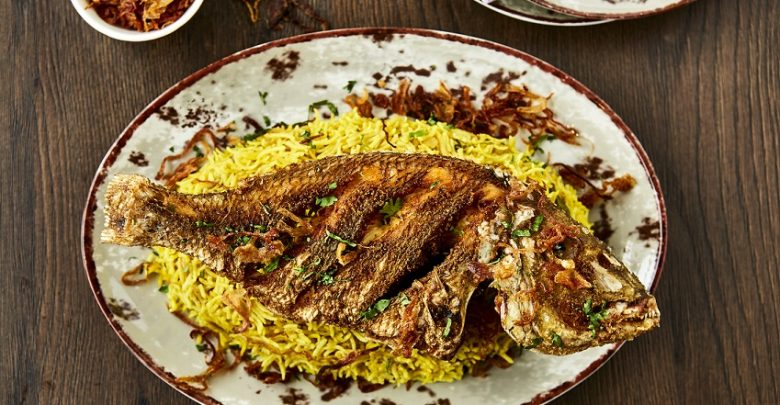 قائمة الأطباق الإماراتية الجديدة من مطعم الماشوّه