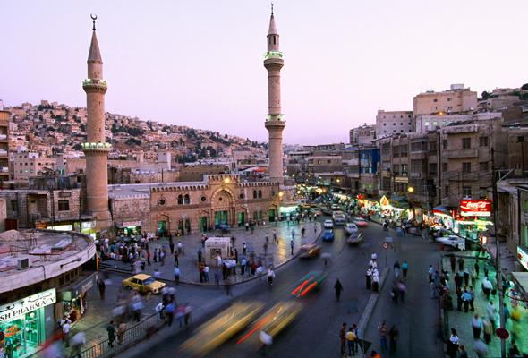 عمان ، الأردن
