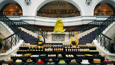 صورة مطعم النافورة يقدم قائمة طعام حصرية لليلة رأس السنة 2020