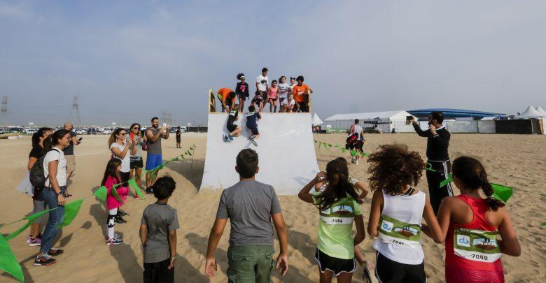 تحدّي الوحل للصغار من دو
