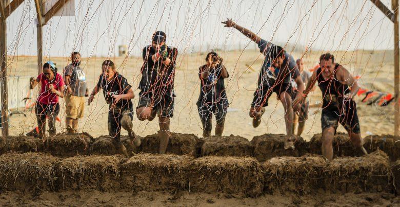 تحدّي الوحل من دو