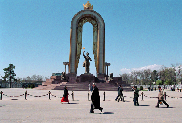 دوشانبي ، طاجيكستان