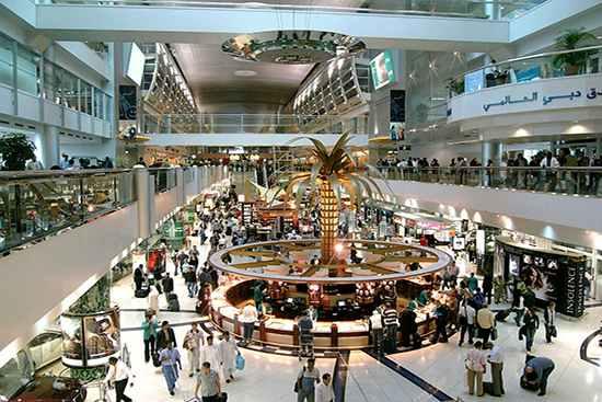 التسوق في سوق دبيّ الحرّة duty free shopping