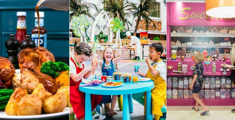 أفضل 5 تجارب الطعام للعائلات حالياً في دبي