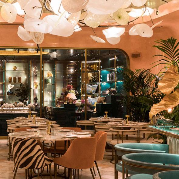 مطعم Flamingo Room by Tashas