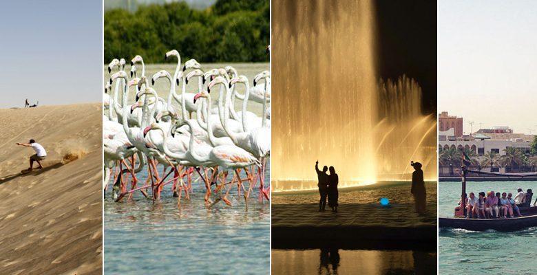 11 انشطة يمكنك القيام بها في دبي مجانًا