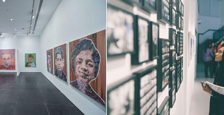 أفضل 10 معارض فنية في دبي