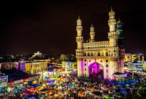 حيدر آباد ، الهند