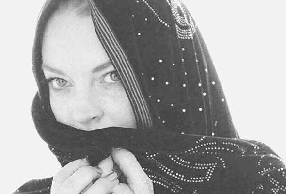 ليندسي لوهان Lindsay Lohan