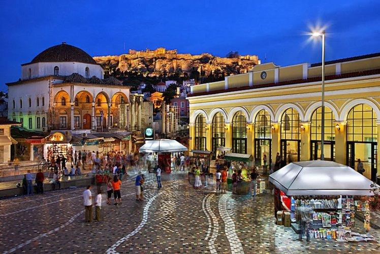 أثينا ، اليونان