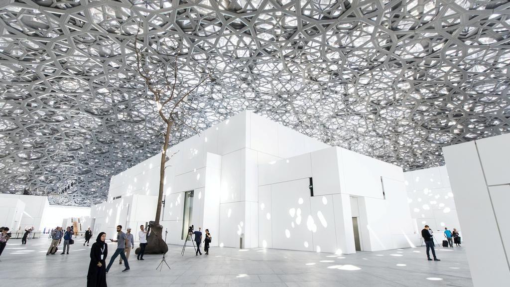 متحف اللوفر أبوظبي