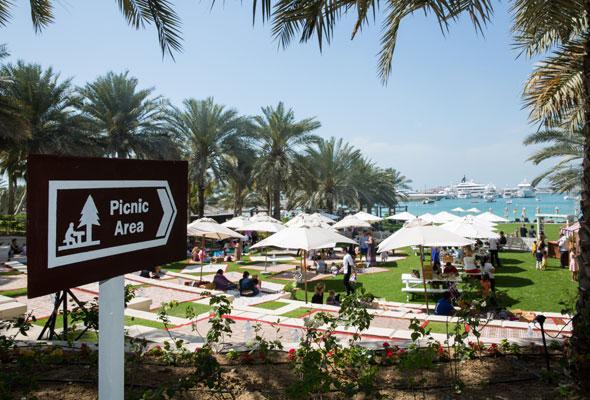 بيك نيك Pik Nik في ذا ويستن مينا السياحي The Westin Mina Seyahi
