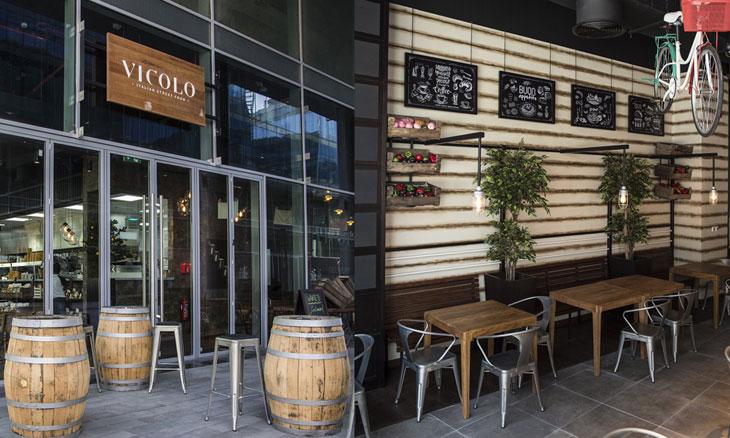 مطعم فيكولو Vicolo