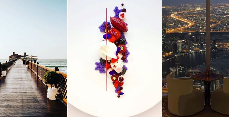 أفضل 6 مطاعم في دبي خلال سنة 2018