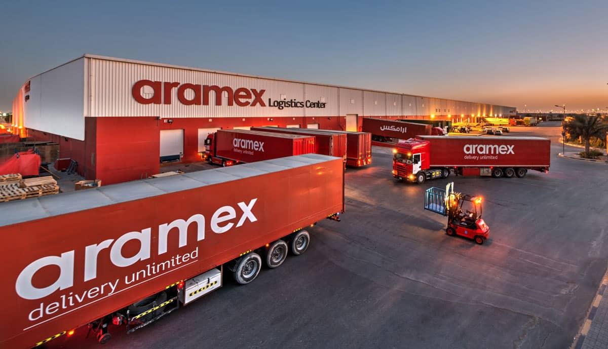 أرامكس تطلق خدمتها Aramex Bot في دبي