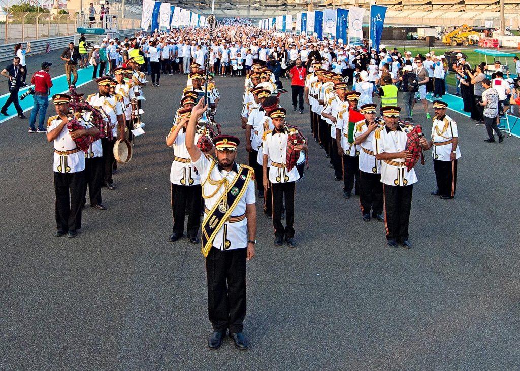 فعالية امشِ في أبوظبي