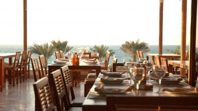 صورة المأكولات الصحية من مطعم فلوكا دبي
