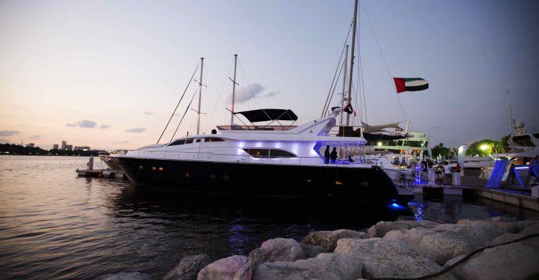 معرض دبي للقوارب واليخوت المستعملة