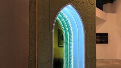 Photo of معرض منوَر من فن أبوظبي وحافظ جاليري