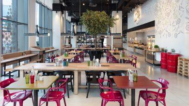 صورة خصم درهم إماراتي مقابل كل عبوة بلاستيكية في مطاعم ذا ديلي