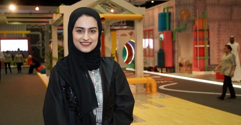 المخرجة والممثلة الإماراتية جواهر الهرمودي