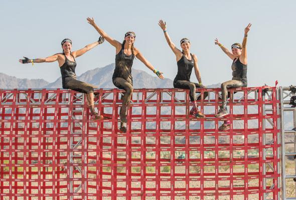 سباق إكس دبي سبارتن للسيدات XDubai Spartan Women's Race