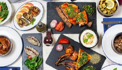 أطباق مطعم ذا كيتشن ديلي في حي دبي للتصميم