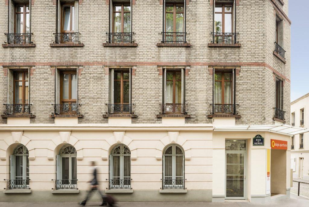 فندق أبارتهوتيل أدياجو أكسس باريس فيليب أغسطس